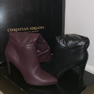 NEW Christian Siriano for Payless MAERYS boots